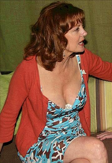 Susan mature tits